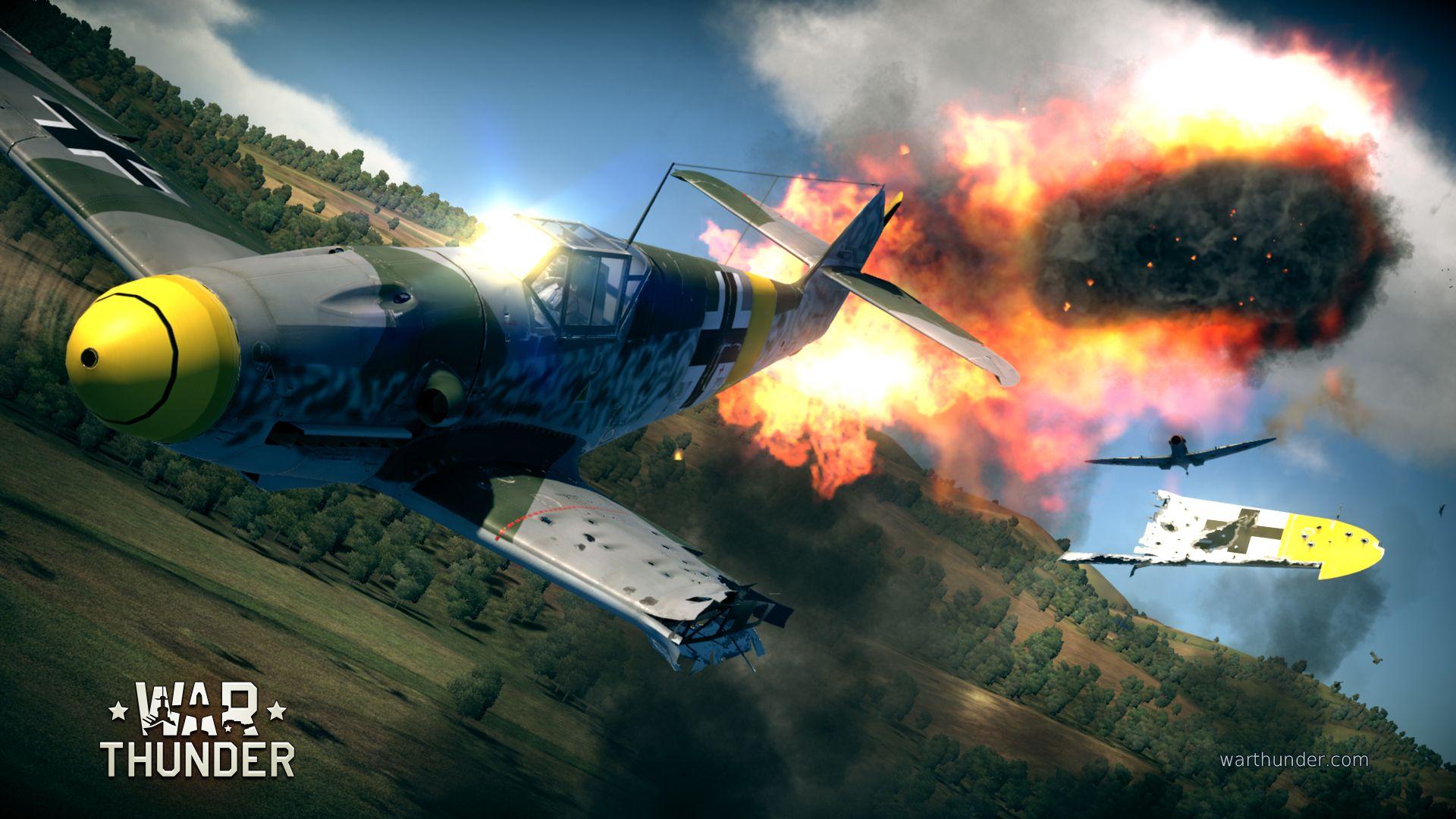 War thunder 2013 gameplay