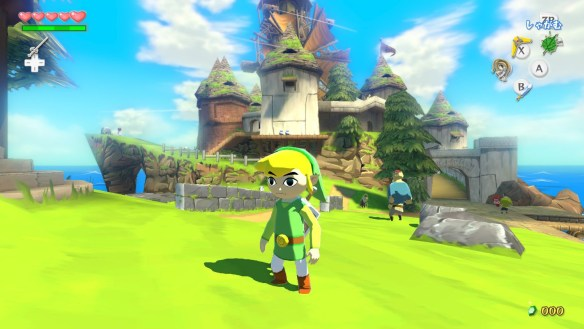 The Legend of Zelda: Wind Waker HD Galería 11