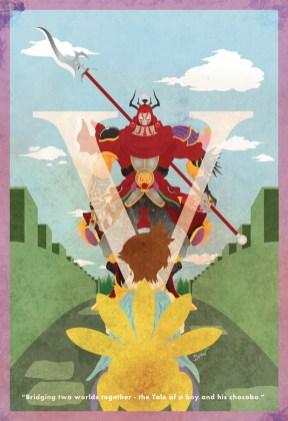 FFV Minimalist Poster