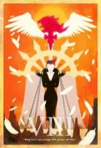 FFVIII Minimalist Poster