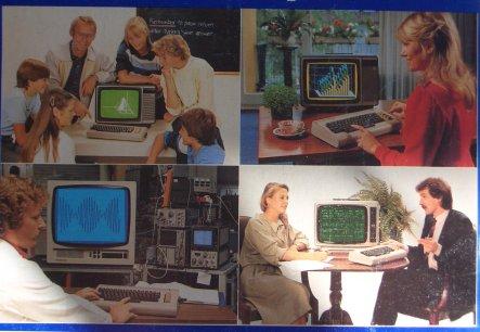 Anuncio de C64