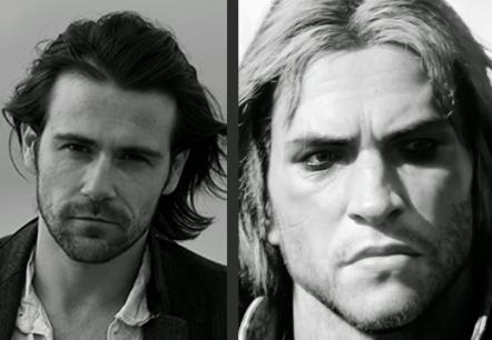Assassins Creed IV Actores
