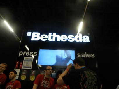 Gamescom Bethesda 1