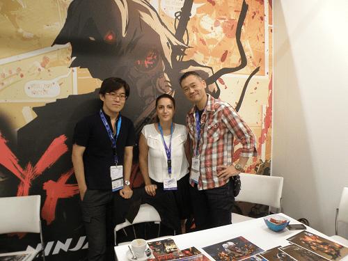 Gamescom Inafune