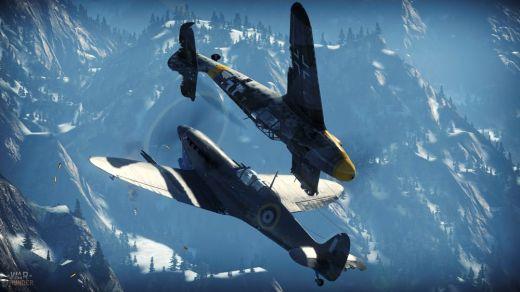 War Thunder Planes