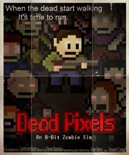 Póster de Dead Pixels