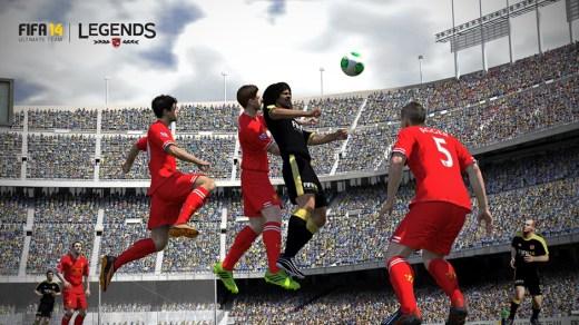 FIFA 14 Ultimate Team Legends