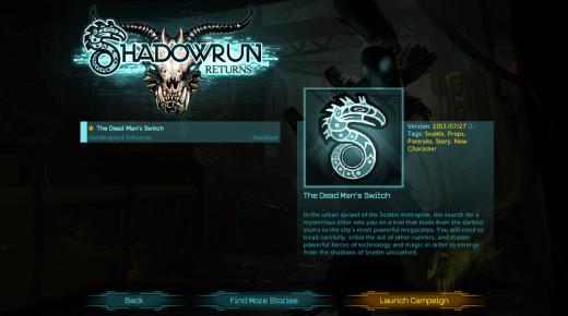 shadowrun campañas