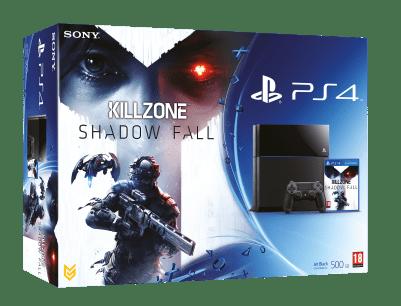 Pack PS4 + KillZone Shadow Fall