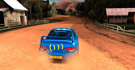 Colin McRae Rally 07