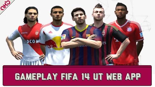 Miniatura Youtube AKB FIFA 14 UT