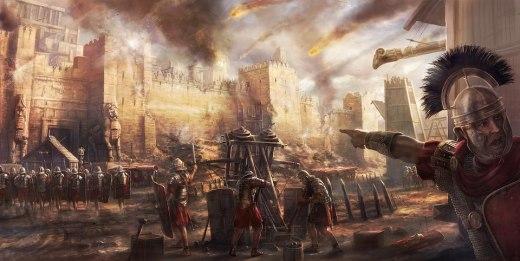 TOTAL WAR ROMEII