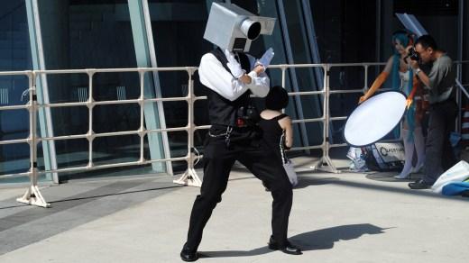 tgs 2013 cosplay cameraman