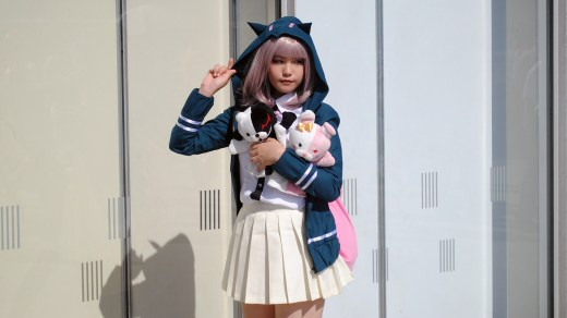 tgs 2013 cosplay danganronpa
