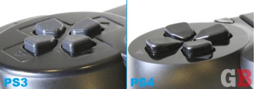 DualShock 3 VS. DualShock 4