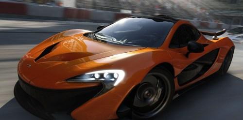 Mc Laren P1 en Forza 5