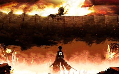 Attack on Titan: The Last Wings of Mankind