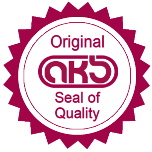 Original AKB Seal of Quality