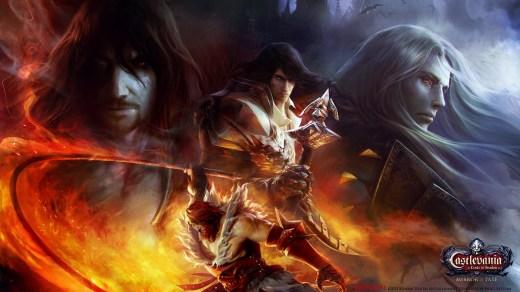 Castlevania LOS Mirror of Fate HD