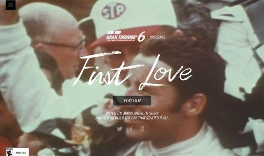 Gran Turismo 6 First Love
