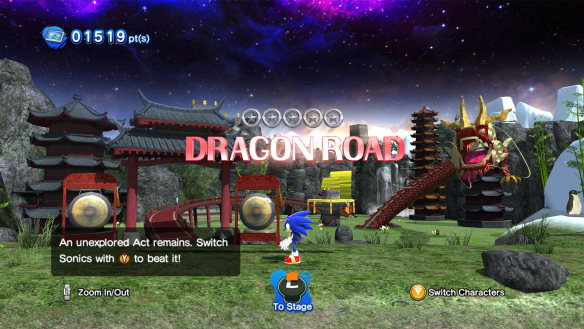 Sonic Generations Mod