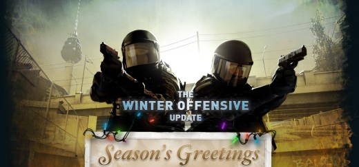 CS:GO The Winter Offensive
