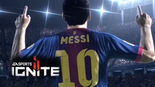 FIFA 14 Next Gen