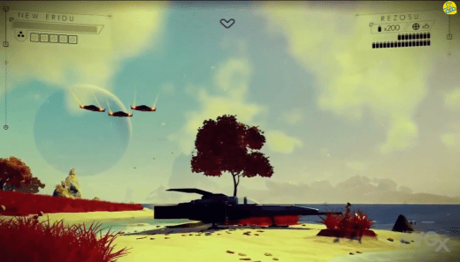 No Man's Sky en los VGX Awards