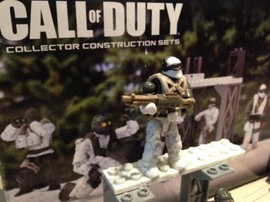 Muñecos Alpine Rangers de Call of Duty