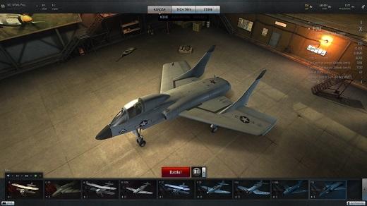 world of warplanes hangar