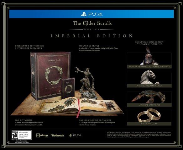 Edición Imperial de The Elder Scrolls Online