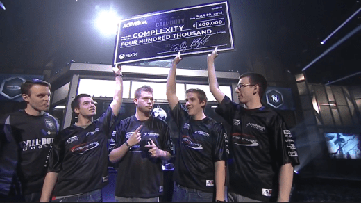 compLexity campeones Call Of Duty
