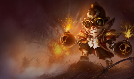 Ziggs de League of Legends