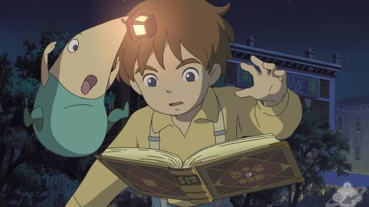 Ni No Kuni Drippy y Oliver
