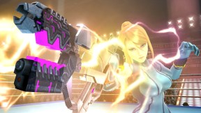 Super Smash Bros Zero Suit Samus