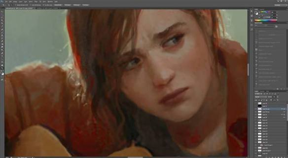 ¿Ellie en The Last of Us 2?