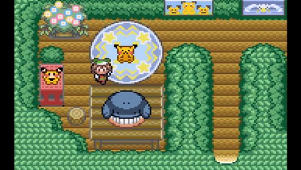 An lisis pok mon rub y zafiro para gameboy advance for Gimnasio 7 pokemon esmeralda
