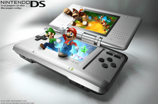 Nintendo_DS_Lp_Art_by_SFDK