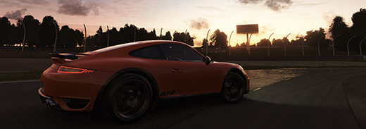 Project CARS Ruf