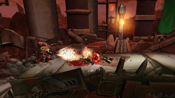 Warhammer40,000Carnage