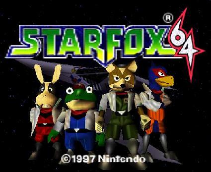starfox64logo