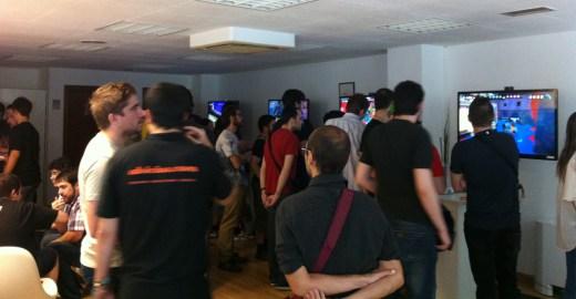 Nintendo showroom