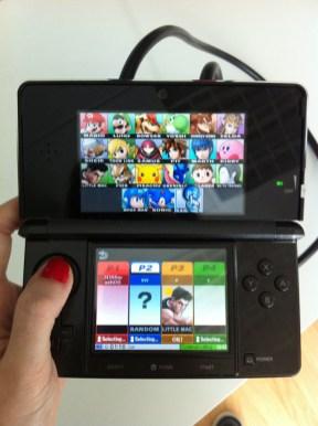 Smash en 3DS normal