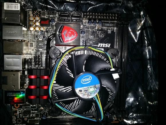 MSI Z97i gaming AC montada_1