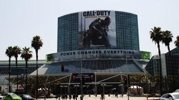 E3 2014, fotografía por bar0net