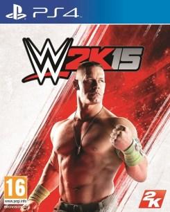 WWE_2K15 portada PS4