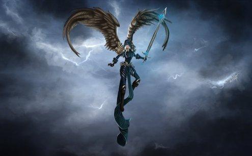 Guía de Kayle de League of Legends