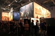 Colas en stands de la Gamescom 2014