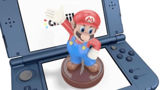 New Nintendo 3DS es compatible sin periféricos con los Amiibo