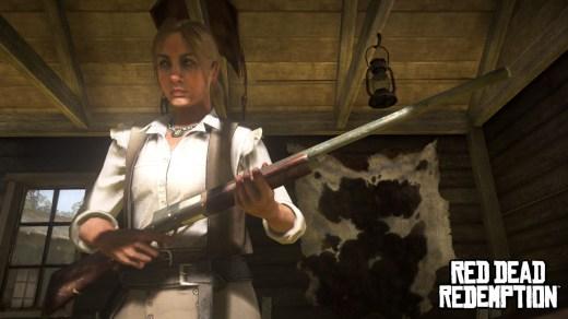 Bonnie MacFarlane, de Red Dead Redemption